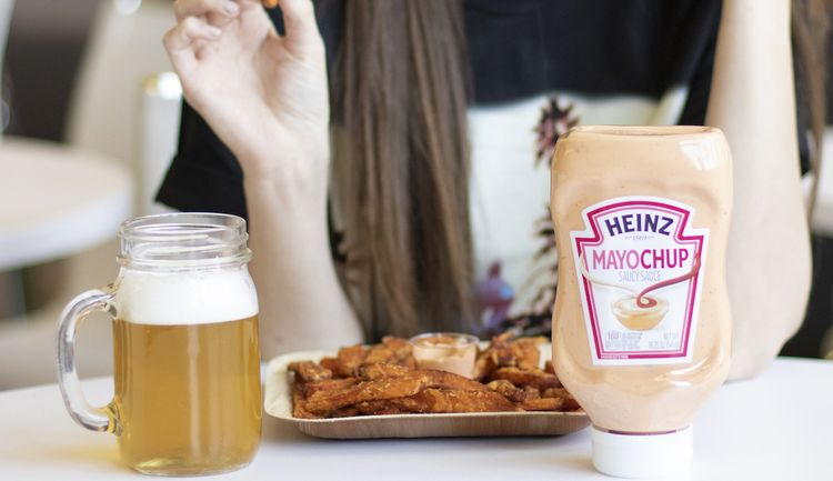 Heinz's New Mashup Makes for a Buzz-worthy BBQ