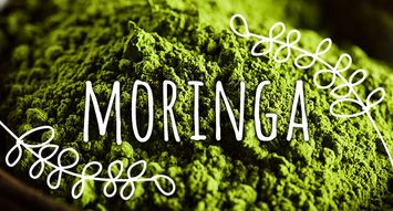 Ingredient Breakdown: Moringa