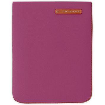CRIMSON Purple Neoprene Sleeve for iPad 2, 3, 4 CRIMSON Purple Neoprene Sleeve for iPad 2, 3, 4
