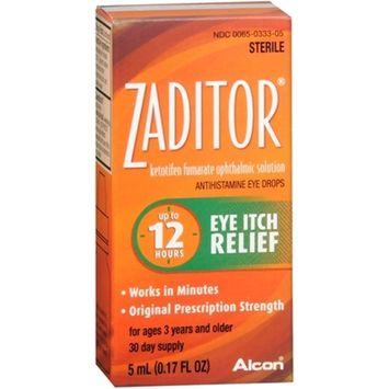 Zaditor Antihistamine Eye Drops 0.17 oz