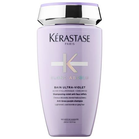 Kerastase Blond Absolu Anti-Brass Purple Shampoo 8.5 oz/ 250 mL