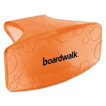 Boardwalk CLIPMAN Eco-Fresh Bowl Clip, Mango Scent, Orange