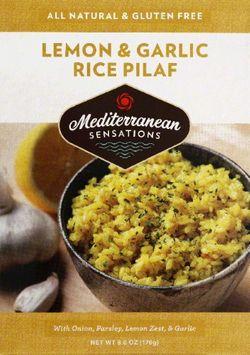 Mediterranean Sensations Rice Pilaf 6oz Pack of 12