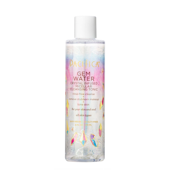 Pacifica Gem Water Crystal Infused Micellar Cleansing Tonic