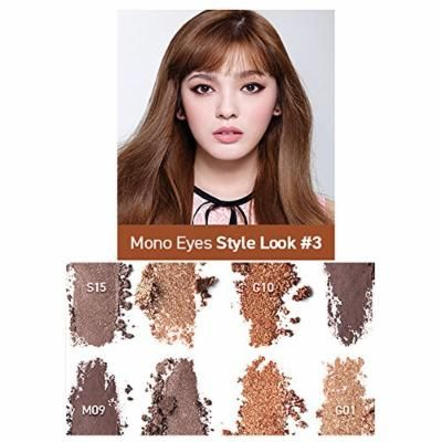 New Mono Eyes 4colors set (G01,G10,S15,M09)