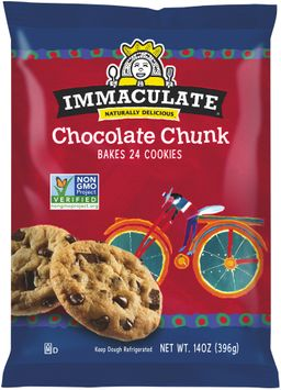 Immaculate® Chocolate Chunk Cookies 24 ct Pack