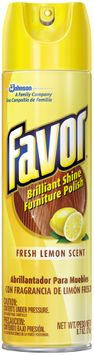Favor® Brilliant Shine Furniture Polish