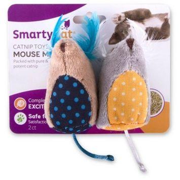 Smarty Kat Mouse Mates Pet Toy