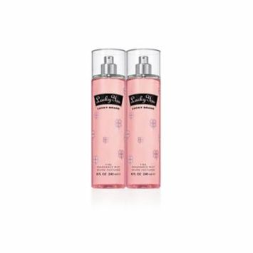 Lucky You Fine Fragrance Mist for Women, 2 piece