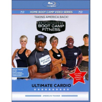Music Access Jay Johnson's Boot Camp Fitness: Ultimate Cardio (Blu-ray)