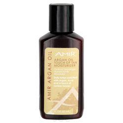 Amir Argan Oil Touch of Tan Moisturizer 2 oz