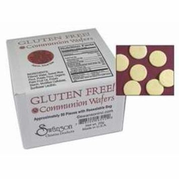 Communion-Gluten Free Wafers (Pack of 50)