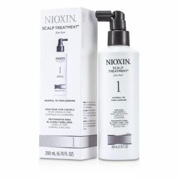 Nioxin - System 1 Scalp Treatment For Fine Hair, Normal to Thin-Looking Hair -200ml/6.76oz