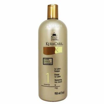 Avlon Keracare 1st Lather Shampoo 32oz