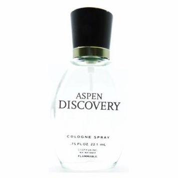 Aspen Discovery Cologne .75 Fl Oz. (New, No Box)