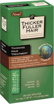 thicker fuller hair® thinning hair treatment