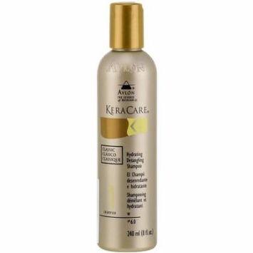KeraCare Hydrating Detangling Shampoo, 8 fl oz