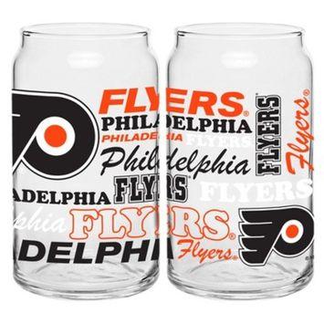 NHL 2pk Spirit Can Glasses