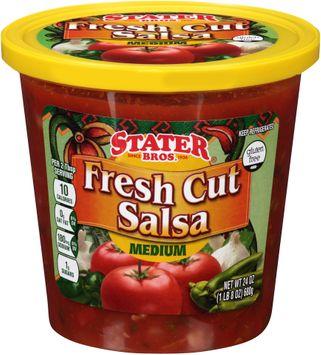 STATER bros® Fresh Cut Medium Salsa