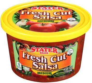 Stater bros® Medium Fresh Cut Salsa