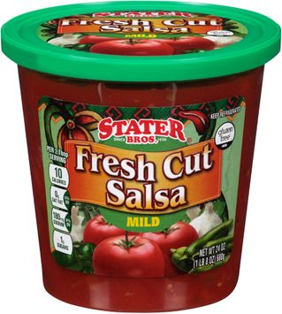 STATER bros® Fresh Cut Mild Salsa