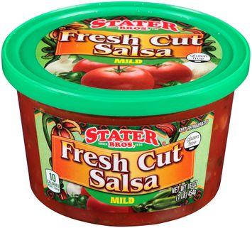 Stater bros® Mild Fresh Cut Salsa