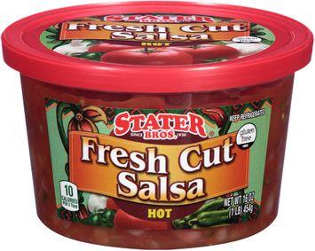Stater bros® Hot Fresh Cut Salsa