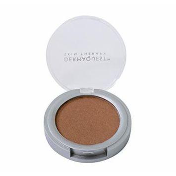 DermaMinerals by DermaQuest DermaBronze Pressed Bronzing Powder - Deep, 3.6g / 0.13 oz