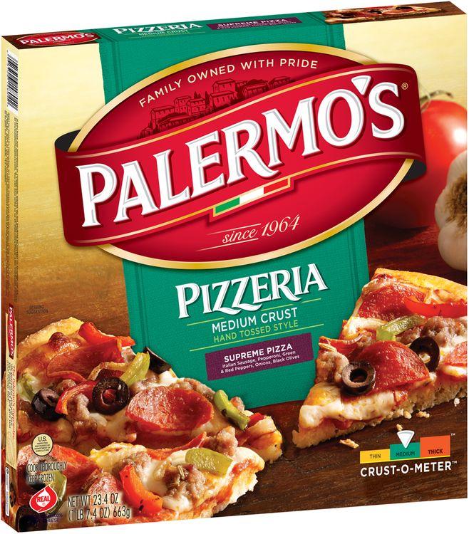 Palermo's® Pizzeria Medium Crust Hand Tossed Style Supreme Pizza