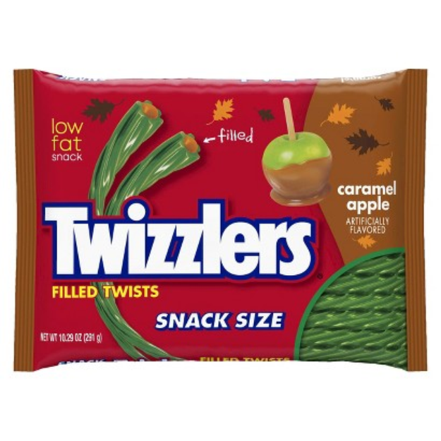 Twizzlers Caramel Apple Hershey Foods Corporation