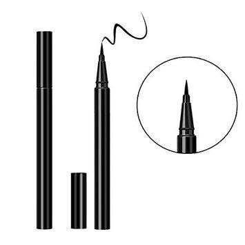 Waterproof Liquid Eyeliner Pencil, Makeup Gel Design Eyebrow Pen Eye Liner for Long Lasting Eye Makeup