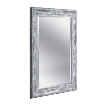 Headwest 31 x 43 Frarmhouse Gray Wall Mirror - 31 x 43
