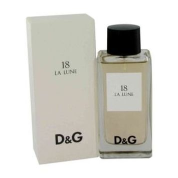 D & G 18 La Lune By Dolce & Gabbana For Women. Eau De Toilette Spray 3.3 Oz /...