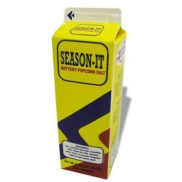 Cornzapoppin Popcorn Machine Supplies - Seasoning Salt for Popcorn