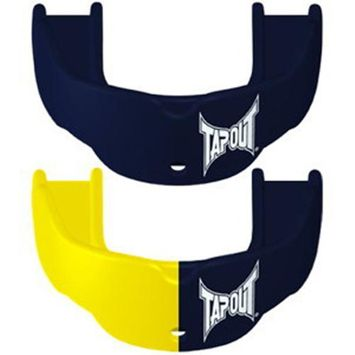 TapouT Mouth Guard Navy/Yellow, Adult