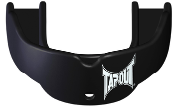 Tapout TapouT Boxing Mouthguard Black - TOPO-LOGIC SYSTEMS, INC.