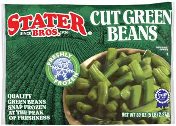 Stater bros Cut Green Beans