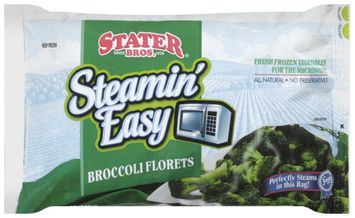stater bros® steamin' easy broccoli florets