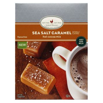 Archer Farms Archers Farms Sea Salt Caramel Hot Cocoa Mix 8 ct