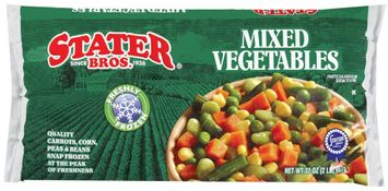 Stater bros Mixed Vegetables