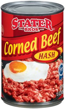Stater bros Corned Beef Hash