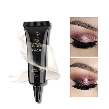 HuntGold Smudge Proof Eyeshadow Primer Dark-Circle Concealer Long Lasting Eye Base Makeup 0.34 Fl Oz