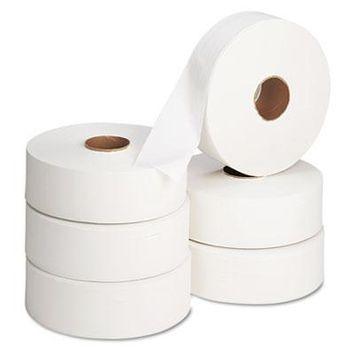 Jumbo Roll Bath Tissue, 12