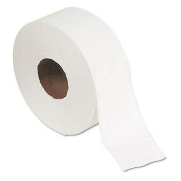 Jumbo Jr. Bath Tissue Roll, 9