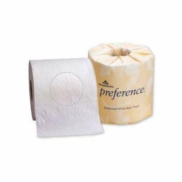 Georgia Pacific Preference Universal Bath Tissue, 2-Ply, White, 4.5