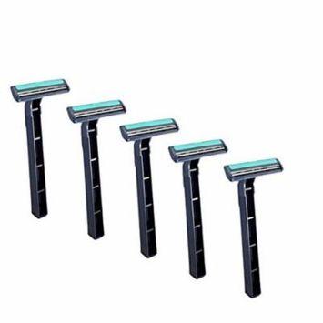Men's Twin Blade Disposable Razor Multi-Packs (10 Pack)