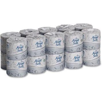 Angel Soft PS Bath Tissue Roll, White, 20 / Carton (Quantity)