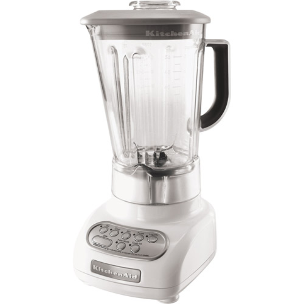 Kitchenaid KSB1570WH KitchenAid 5-Speed Blender-WHITE 5-SPD BLENDER