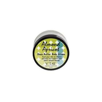 Almond Apricot Shea Butter Body Creme V'TAE Parfum and Body Care 6.5 oz Cream