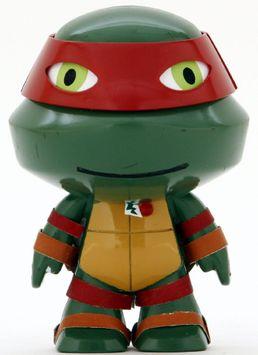 Sakar International Teenage Mutant Ninja Turtles Portable iPod Speaker - Orange